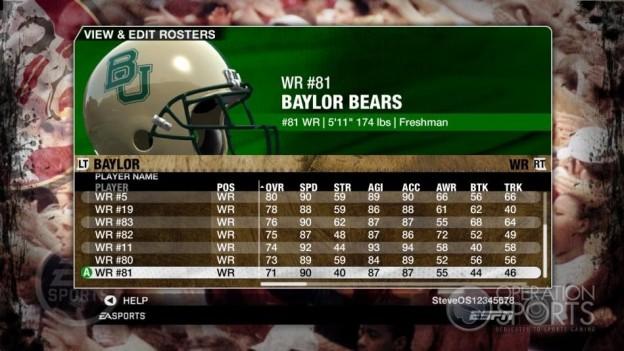 NCAA Football 09 Screenshot #909 for Xbox 360