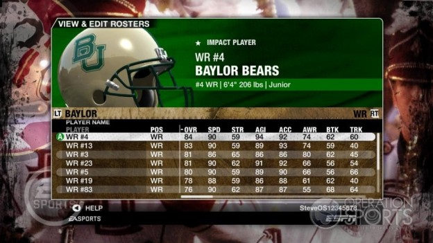 NCAA Football 09 Screenshot #910 for Xbox 360