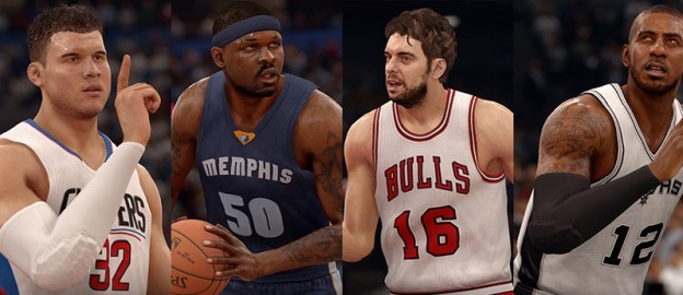 NBA Live 16 Screenshot #127 for PS4