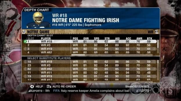 NCAA Football 09 Screenshot #916 for Xbox 360