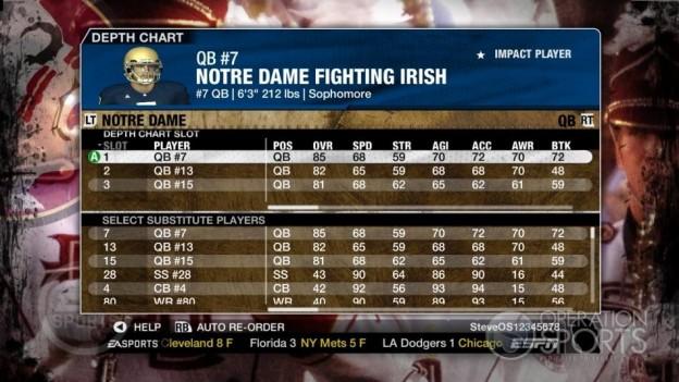 NCAA Football 09 Screenshot #918 for Xbox 360