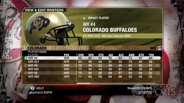 NCAA Football 09 Screenshot #920 for Xbox 360