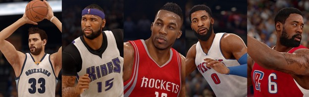 NBA Live 16 Screenshot #163 for PS4