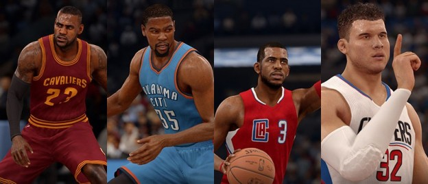 NBA Live 16 Screenshot #172 for PS4