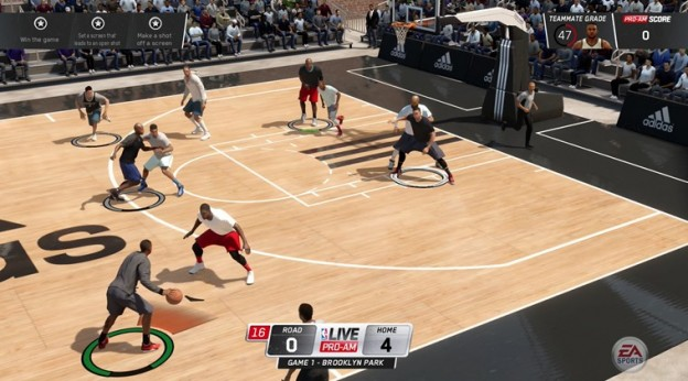 NBA Live 16 Screenshot #173 for PS4