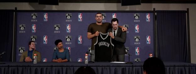NBA 2K16 Screenshot #333 for PS4