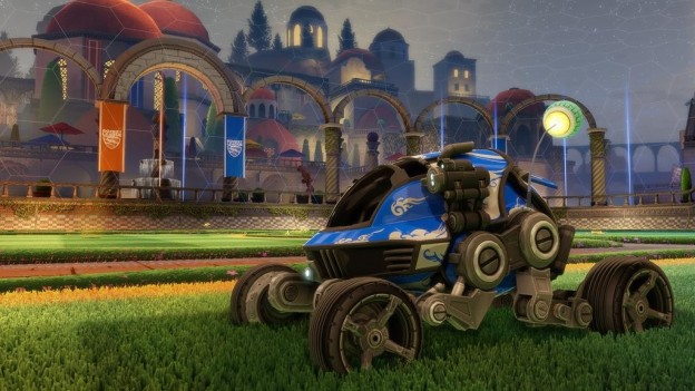 Rocket League Screenshot #18 for PS4