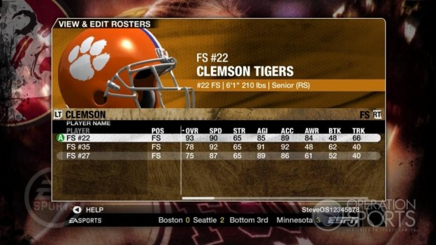 NCAA Football 09 Screenshot #931 for Xbox 360