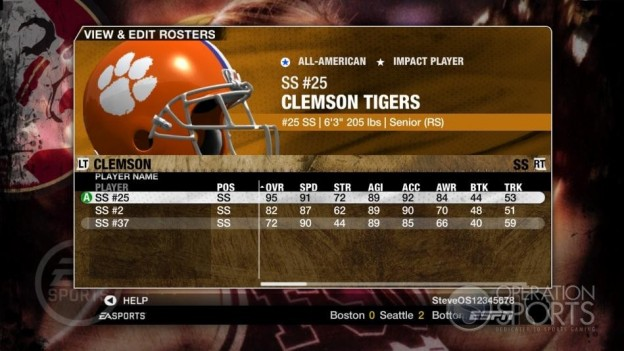 NCAA Football 09 Screenshot #932 for Xbox 360