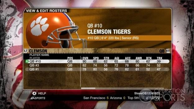 NCAA Football 09 Screenshot #935 for Xbox 360