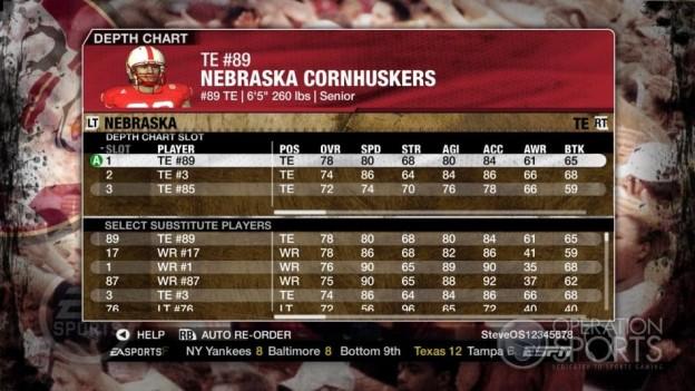 NCAA Football 09 Screenshot #936 for Xbox 360