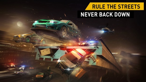 Need for Speed No Limits Screenshot #7 for iOS
