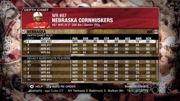 NCAA Football 09 Screenshot #937 for Xbox 360