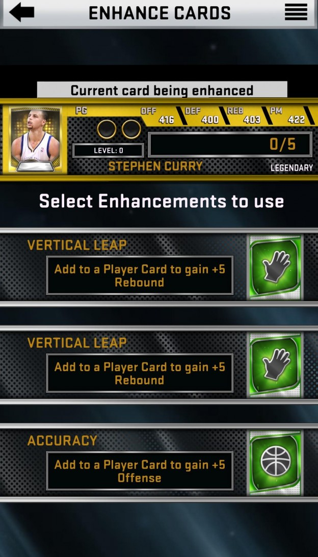 MyNBA2K16 Screenshot #4 for Android