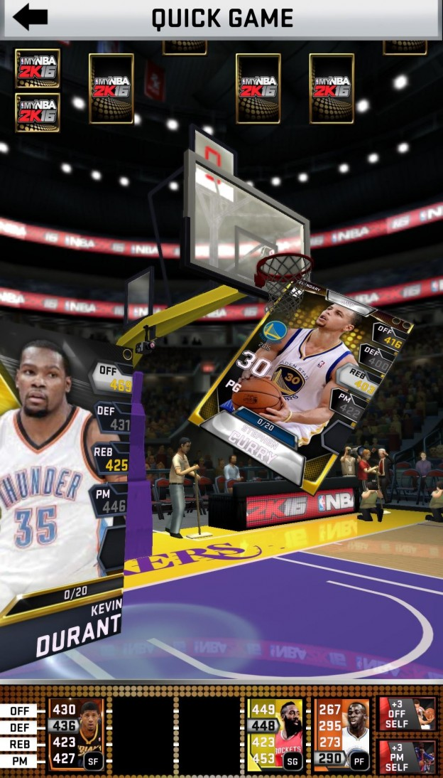 MyNBA2K16 Screenshot #5 for Android