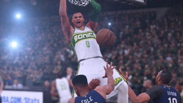 NBA 2K16 Screenshot #358 for PS4