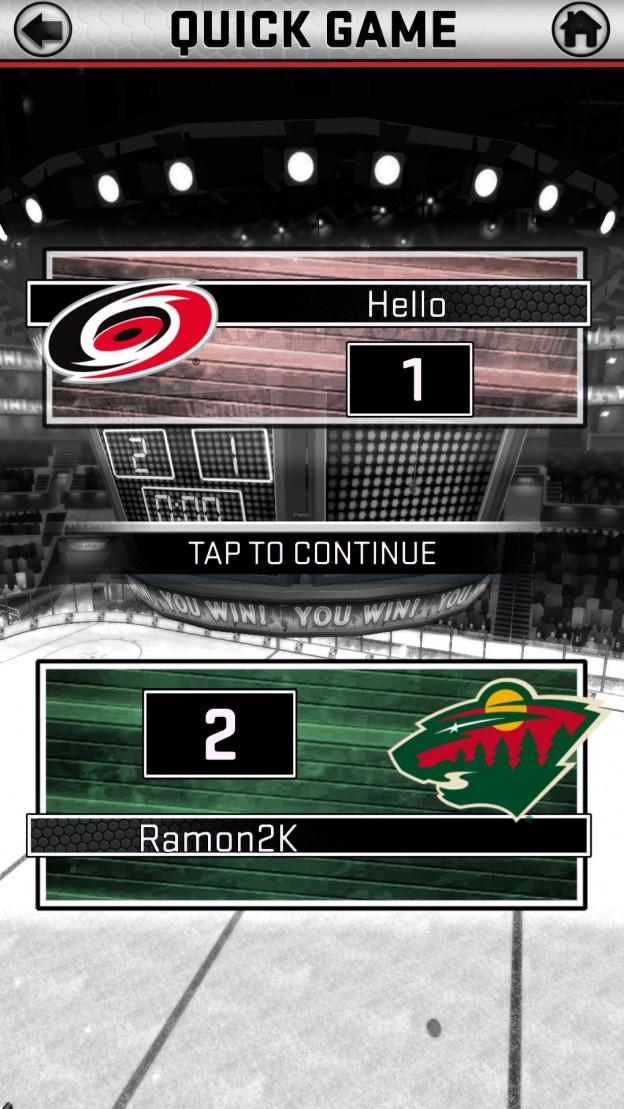 NHL SuperCard Screenshot #6 for iOS