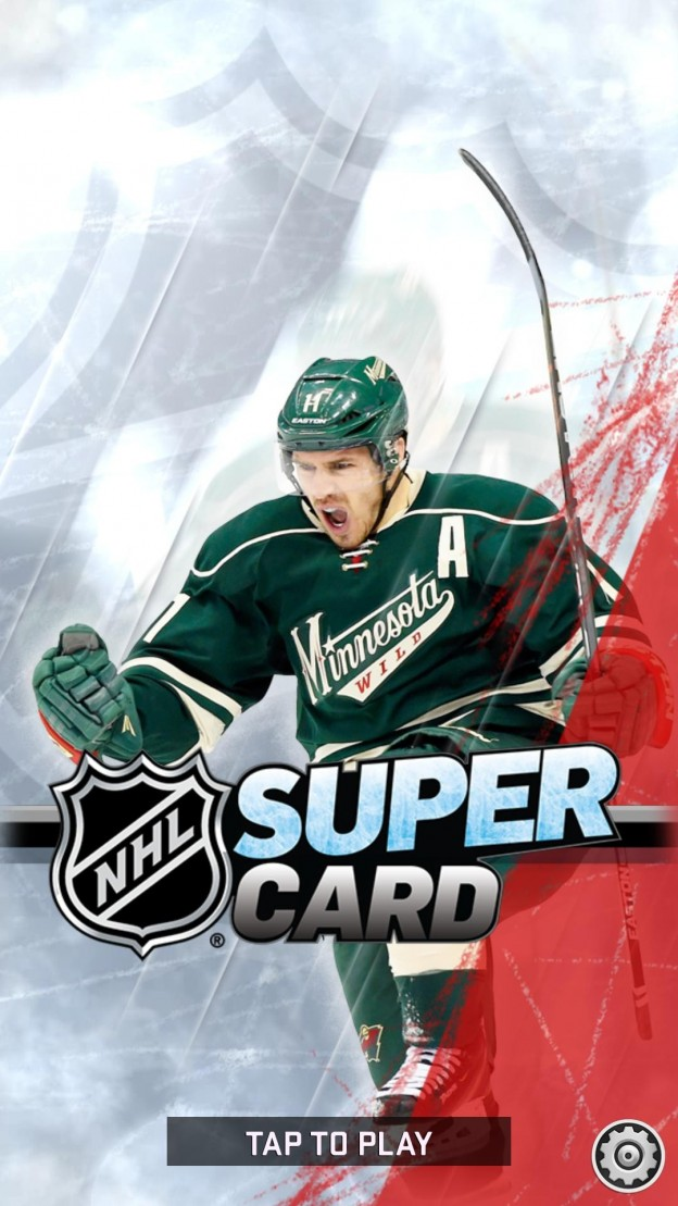 NHL SuperCard Screenshot #7 for iOS
