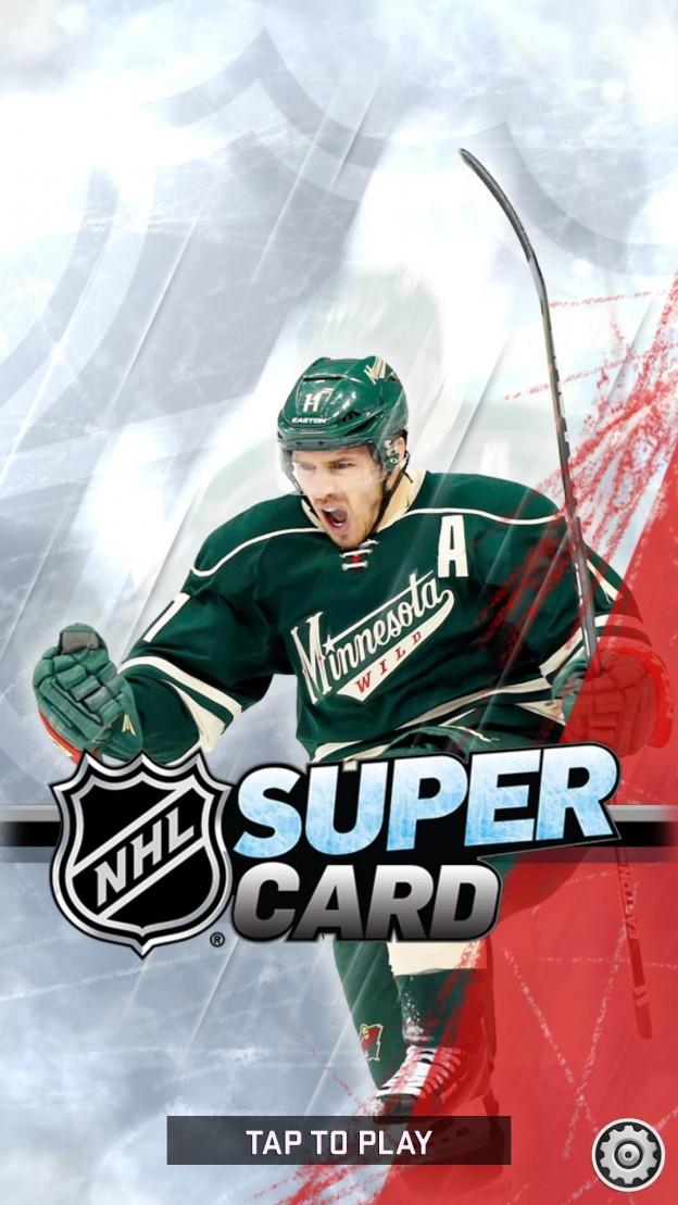 NHL SuperCard Screenshot #7 for iOS
