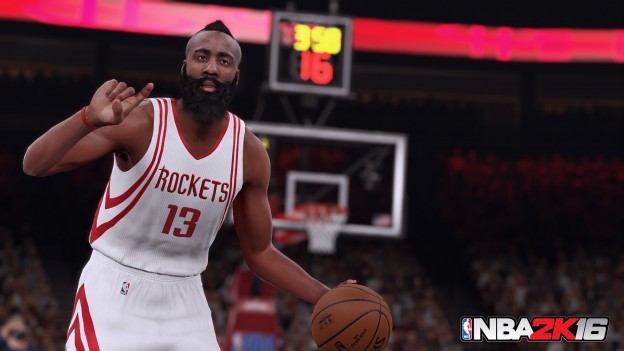 NBA 2K16 Screenshot #1 for PC