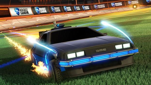 Rocket League Screenshot #24 for PS4