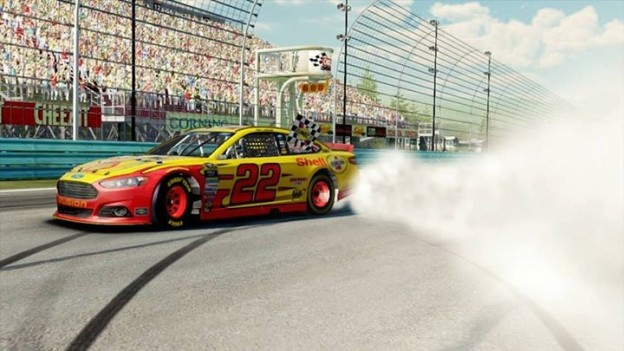 NASCAR '15 Victory Edition Screenshot #1 for Xbox 360