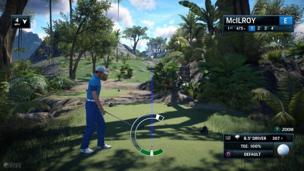 Rory McIlroy PGA TOUR Screenshot #91 for PS4