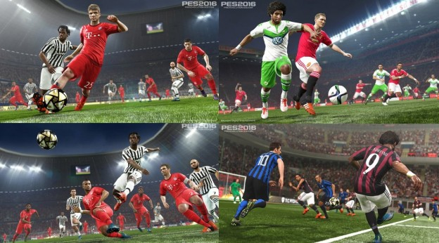 PES 2016 Screenshot #40 for PS4