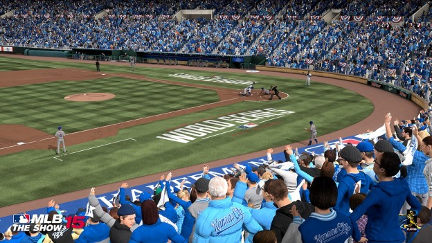 MLB 15 The Show Screenshot #422 for PS4