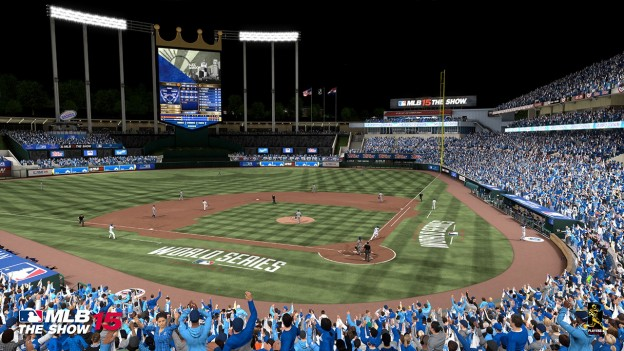 MLB 15 The Show Screenshot #430 for PS4