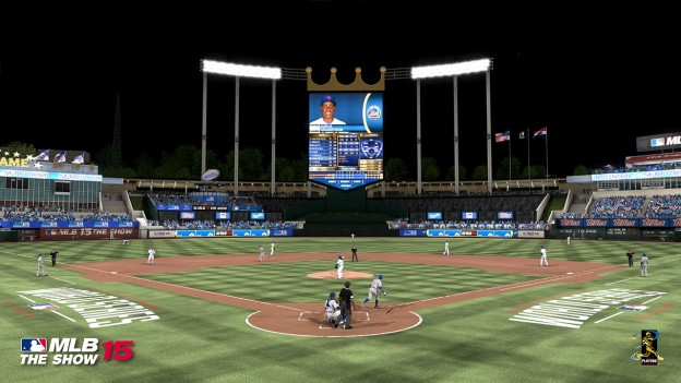 MLB 15 The Show Screenshot #432 for PS4