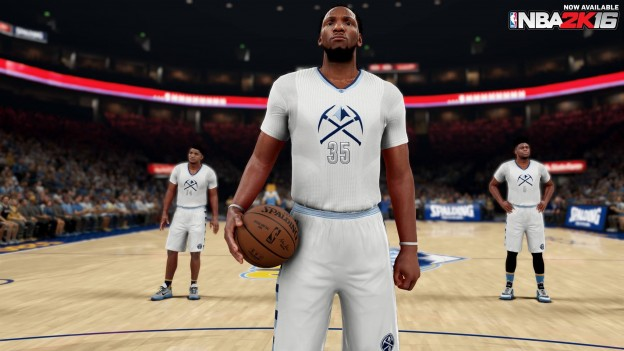 NBA 2K16 Screenshot #370 for PS4
