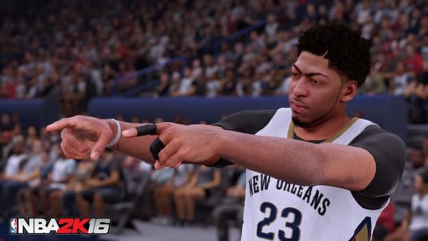 NBA 2K16 Screenshot #3 for PC