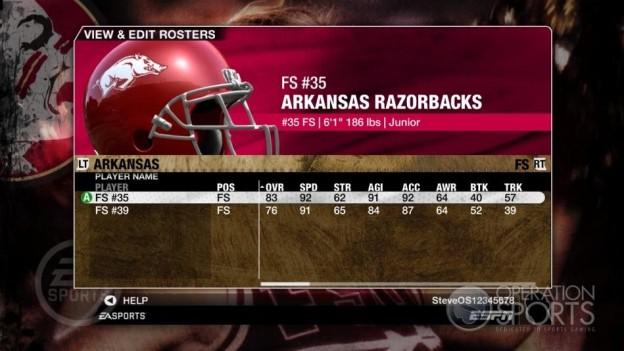 NCAA Football 09 Screenshot #959 for Xbox 360