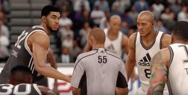 NBA Live 16 Screenshot #187 for PS4