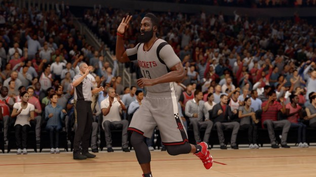 NBA Live 16 Screenshot #191 for PS4