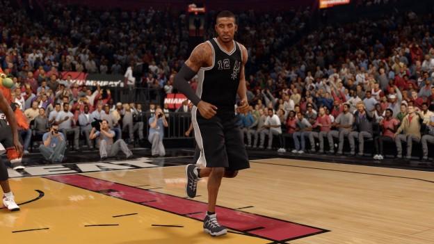 NBA Live 16 Screenshot #192 for PS4