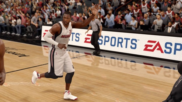 NBA Live 16 Screenshot #193 for PS4