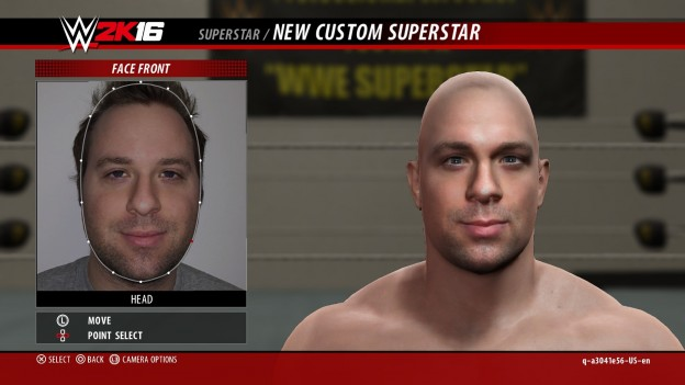 WWE 2K16 Screenshot #33 for PS4