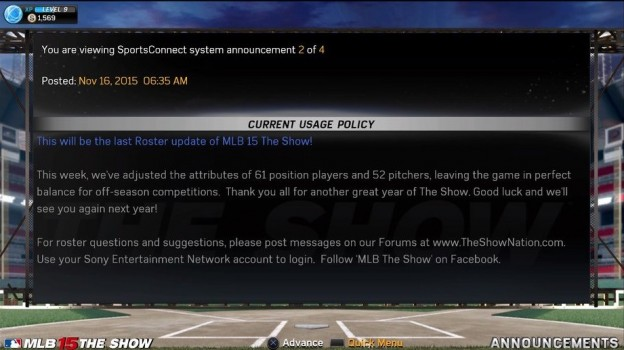 Operation Sports Screenshot #1136 for Xbox 360