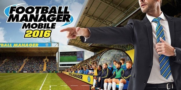 Football Manager Mobile 2016 Screenshot #5 for Android, iOS