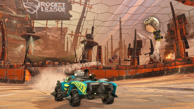 Rocket League Screenshot #30 for PS4