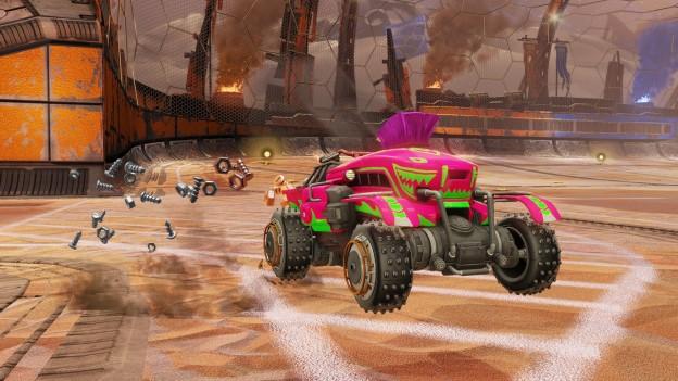 Rocket League Screenshot #32 for PS4