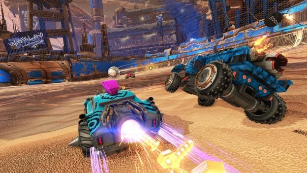 Rocket League Screenshot #35 for PS4