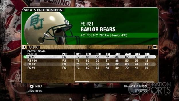 NCAA Football 09 Screenshot #969 for Xbox 360