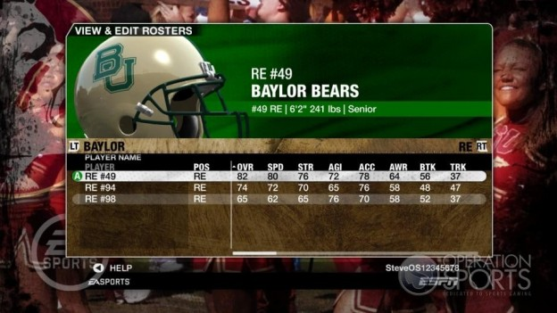 NCAA Football 09 Screenshot #970 for Xbox 360