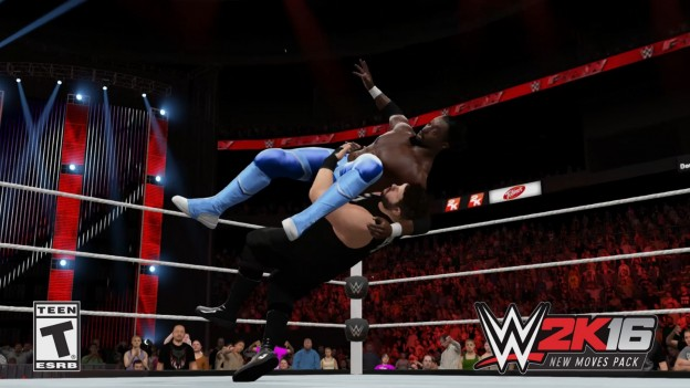 WWE 2K16 Screenshot #34 for PS4