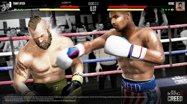 Real Boxing 2 CREED Screenshot #2 for iOS