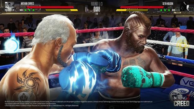 Real Boxing 2 CREED Screenshot #3 for iOS