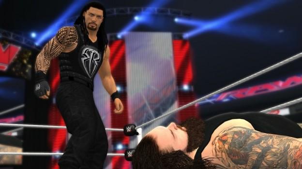 WWE 2K16 Screenshot #1 for Xbox 360